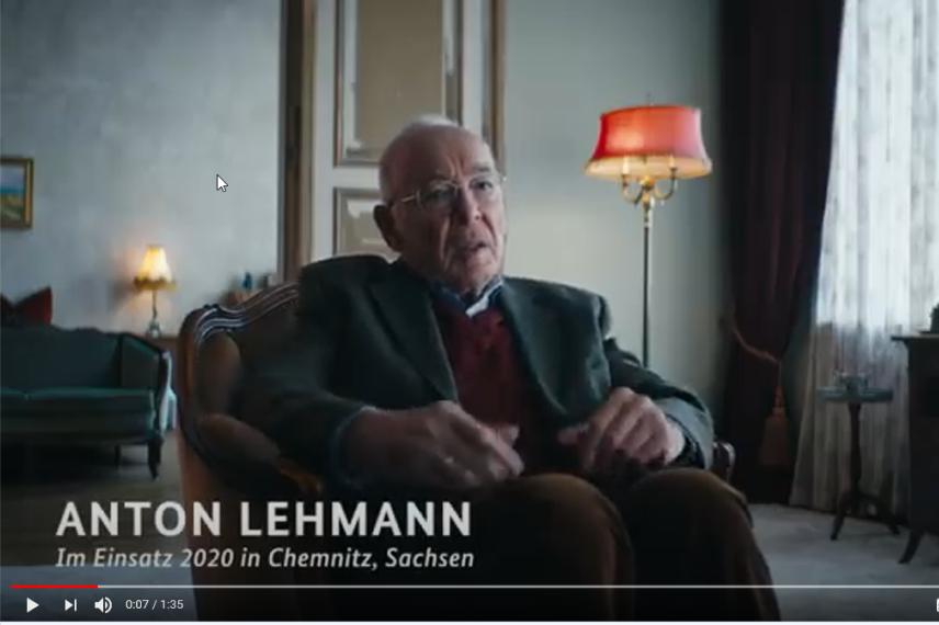 Warum ausgerechnet Chemnitz? Das bleibt ein Staatsgeheimnis!