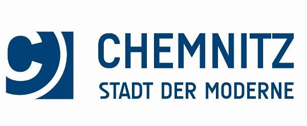 """<p class=""""artikelinhalt"""">Das neue Stadtlogo: """"Chemnitz hat das Urheberrecht für ,Stadt der Moderne'"""", meinen seine Schöpfer.</p>"""