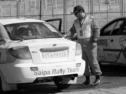 Arash Ramin Yekta kam bei der Shiraz Rallye ums Leben
