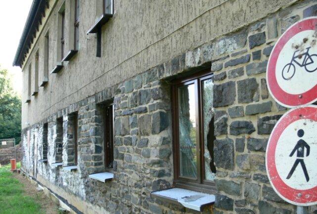 """<p class=""""artikelinhalt"""">Auf lange Sicht als Standort für ein Studentenheim der Westsächsischen Hochschule im Gespräch: Das ehemalige, seit 2003 leer stehende Internat des Robert-Schumann-Konservatoriums. </p>"""