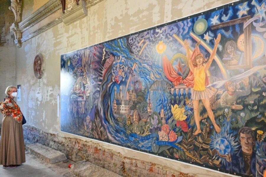Mattheuer: 51 Repliken im Stadtpalast