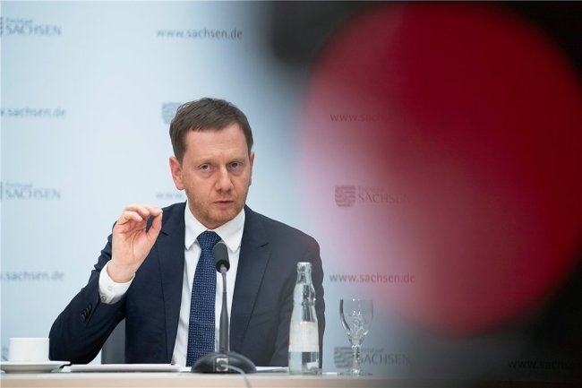 Michael Kretschmer - Ministerpräsident