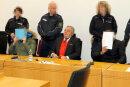 Zwei Männer im Alter von 21 und 25 Jahren sind vor dem Landgericht Chemnitz wegen gemeinschaftlichen Totschlags angeklagt.
