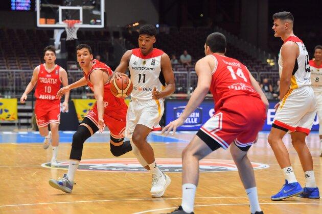 U20-EM: Deutsche Basketballer verpassen Finaleinzug
