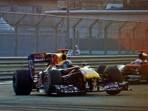 Sorgte mit seiner zehnten Pole Position für einen neuen Rekord: Sebastian Vettel