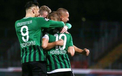 Kobylanski (10) traf gegen Würzburg zum Sieg