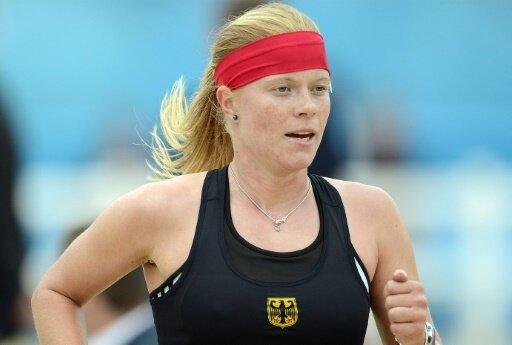 Annika Schleu in Ungarn nur auf Rang acht
