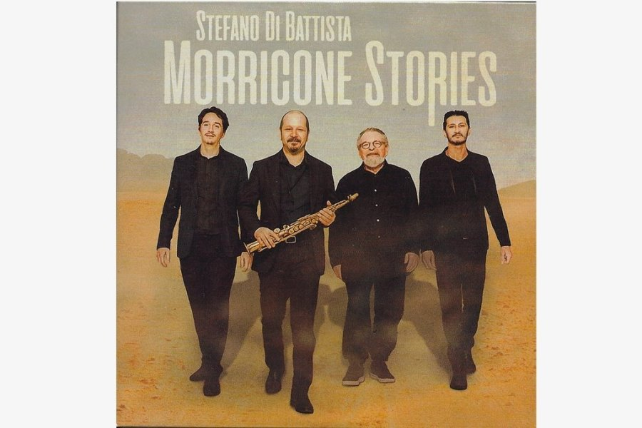 "Perfekte Standards: Stefano Di Battista und ""Morricone Stories"""