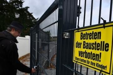 """Zuletzt war es nach Äußerungen Regners gegenüber der """"Freien Presse"""" zu Irritationen über die neue Brücke über die Bundesstraße B 169 in der Stadt gekommen."""