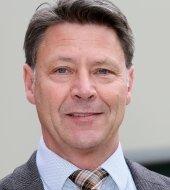 Jens Harnisch - Beigeordneter und Leiter der Kämmerei Mülsens
