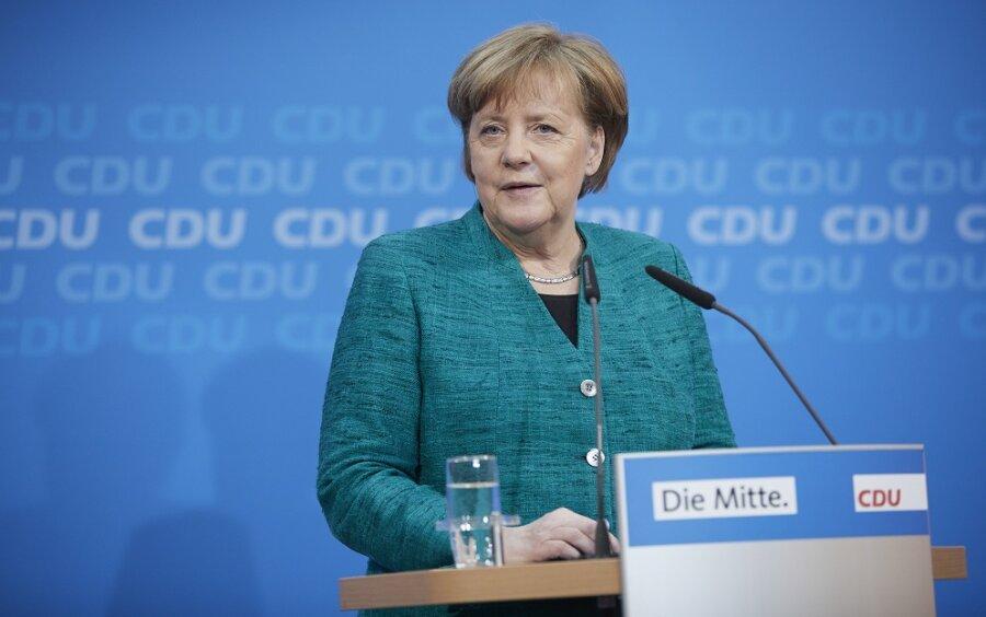 Merkel spricht heute mit sächsischen Oberbürgermeistern über Corona-Maßnahmen