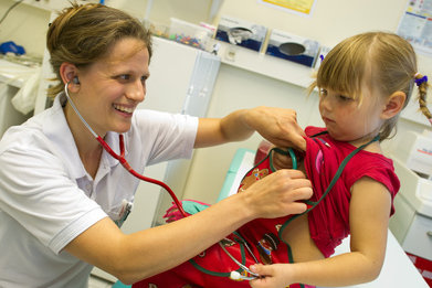 Film soll Kinderarzt anlocken
