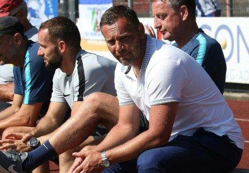 Knappe Niederlage für Hertha BSC und Pal Dardai