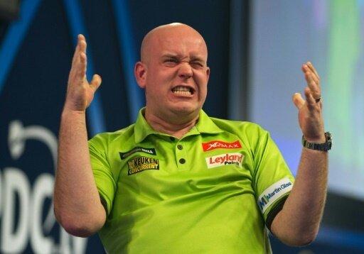 Überraschende Niederlage für Michael van Gerwen