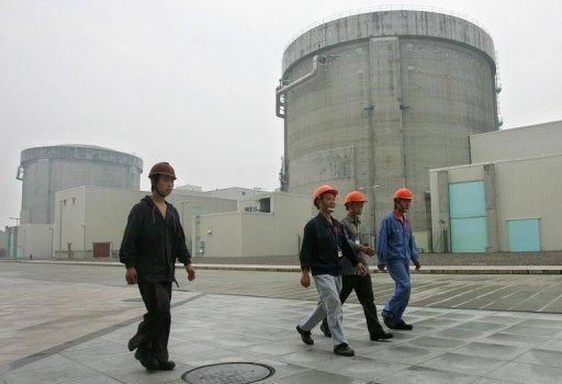 In Deutschland hat das Atomunglück in Japan die Debatte über die Kernenergie neu entfacht. In vielen anderen Ländern werden die Ereignisse in Fernost deutlich gelassener gesehen. China will die Atomenergie deutlich vorantreiben. Das Archivfoto zeigt ein Atomkraftwerk im chinesischen Qinshan.