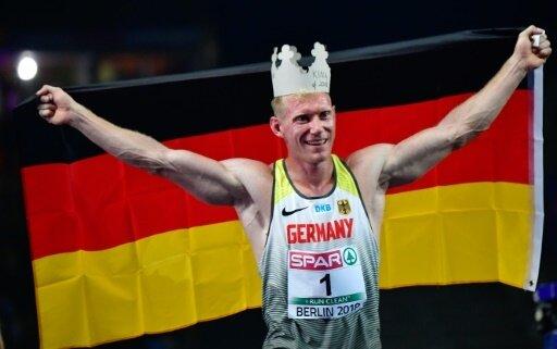 Arthur Abele ist Europameister im Zehnkampf