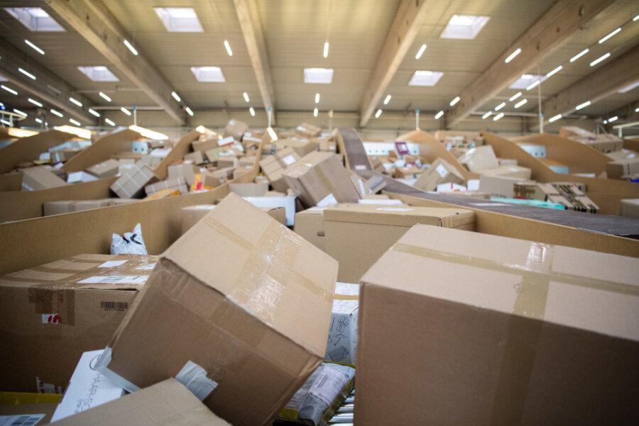 Onlinehandel in Sachsen: Rekordsprung im Coronajahr