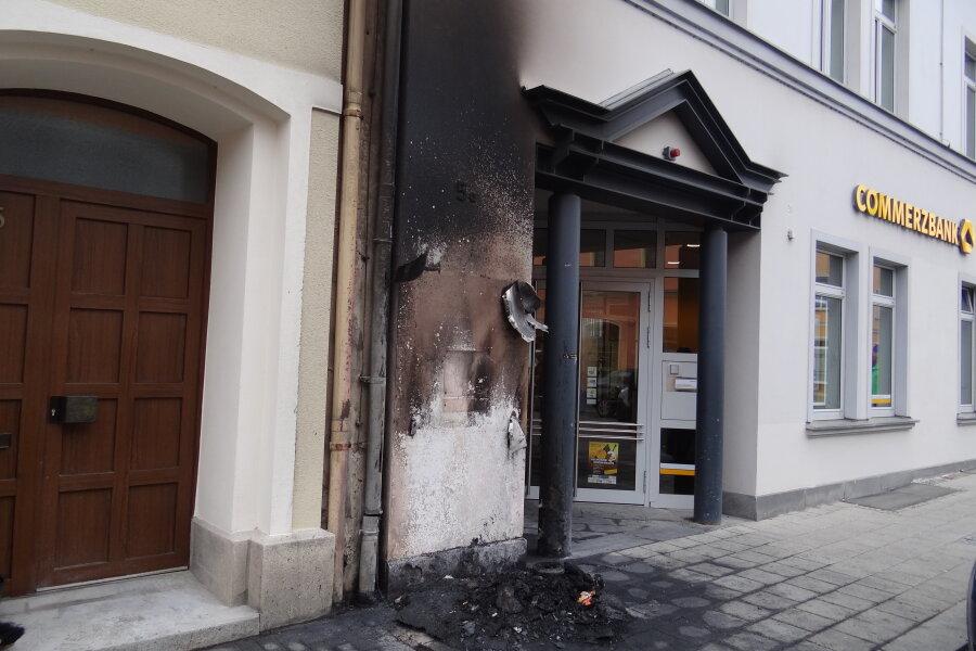 Erneut Brände in Oelsnitz - Polizei geht von Brandstiftung aus
