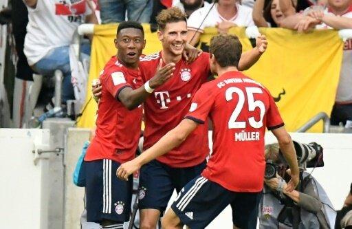Goretzka trifft - Bayern gewinnt auch in Stuttgart