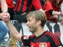Simon Rolfes kehrt zu Bayer Leverkusen zurück