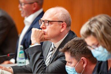 Oberbürgermeister Sven Schulze