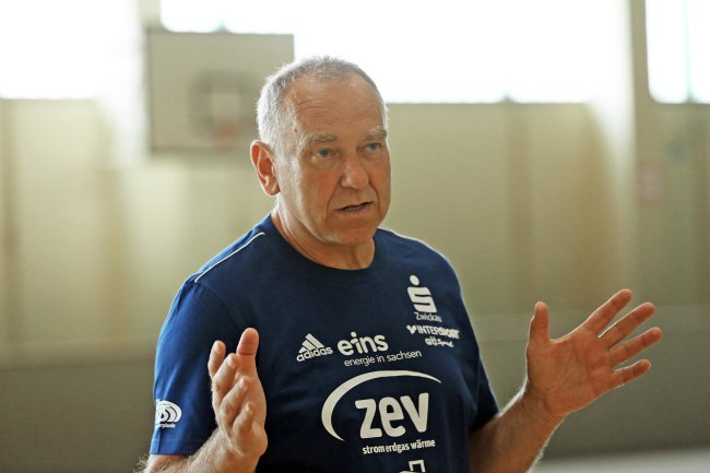 BSV-Trainer Rüdiger Bones