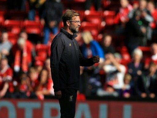 Jürgen Klopp mit Liverpool: Weiter auf Erfolgskurs
