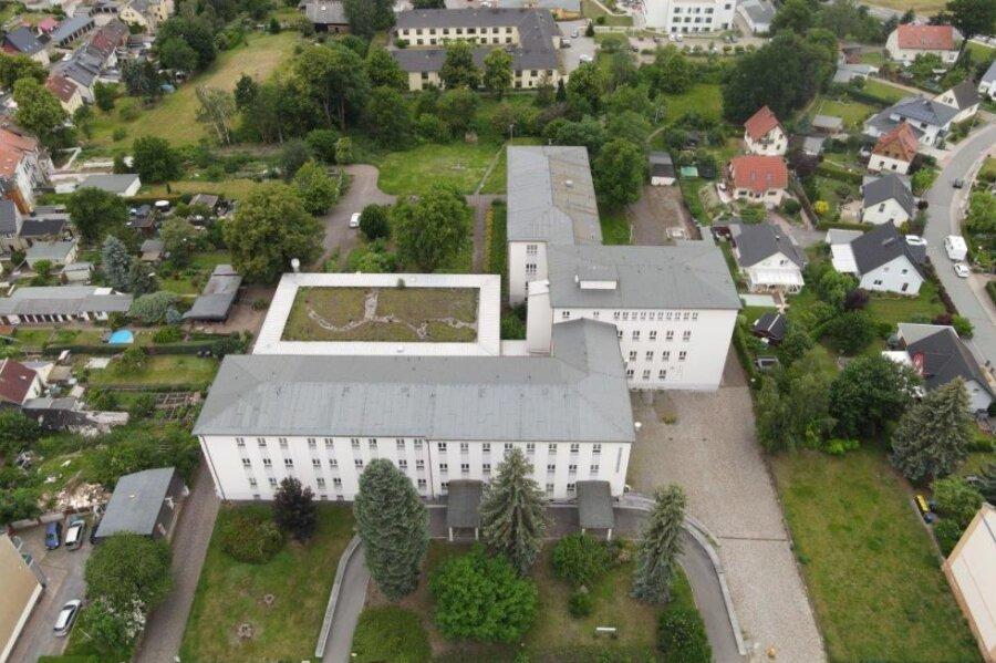 Gesundheitszentrum: Frankenberg gibt Chemnitz einen Korb