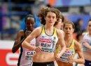 Alina Reh lief nur ganz knapp an Bronze vorbei