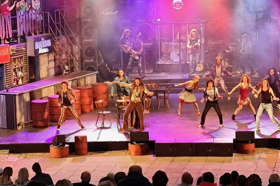 Musical feiert im Parktheater Plauen Premiere