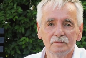 Der Autor Guntram Vesper.