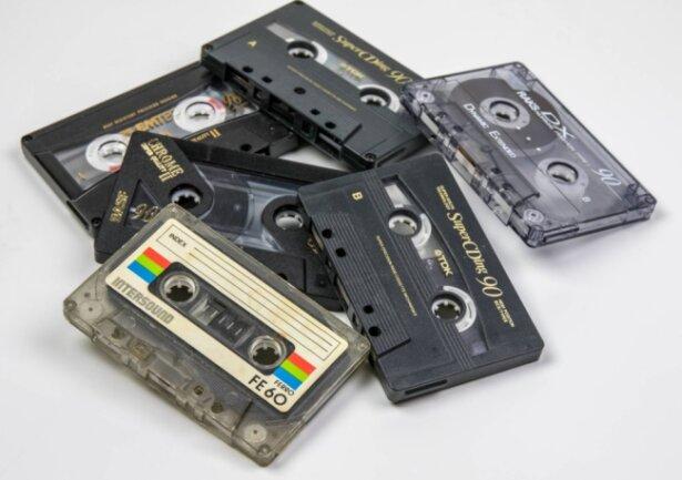 Die kompakten Musikkassetten aus den 80er-Jahren sind durchaus wieder im Trend.