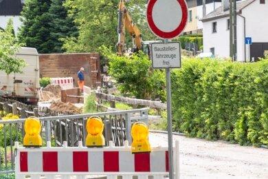 In Walthersdorf wird Geld in die Erdverkabelung investiert, zudem sollen13 Hausanschlüsse modernisiert werden.