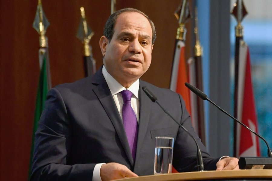 Abdel Fattah al-Sisi - Präsident Ägyptens