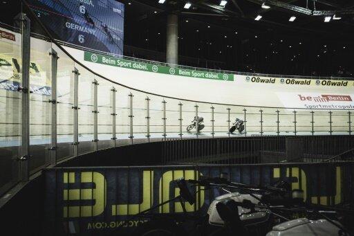 Goldmedaille für Franz Schiewer im Steher-Rennen
