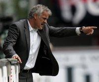 Optimistisch: Schalkes Trainer Fred Rutten