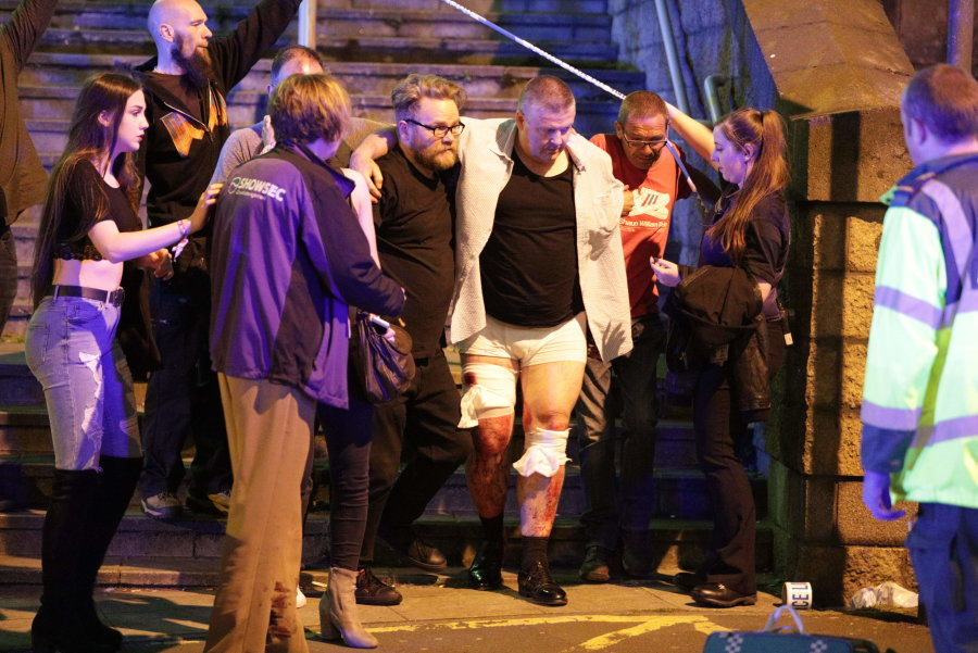 22 Tote und mindestens 59 Verletzte bei Popkonzert in Manchester
