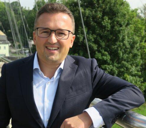 Carsten Körber will zum dritten Mal direkt in den Bundestag.