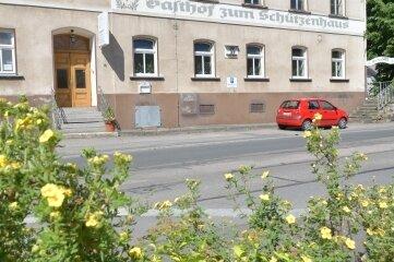 Im ehemaligen Schützenhaus in Siebenlehn soll eine Tagespflege eingerichtet werden.