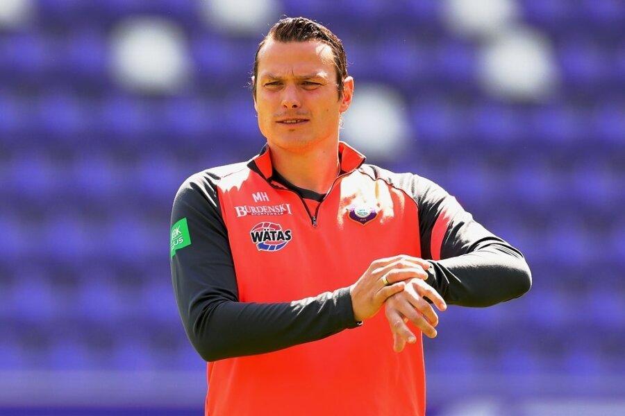 Marc Hensel - Trainer beimFC Erzgebirge Aue