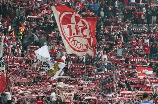 2. Bundesliga: Protest-Aktion der FC-Fans