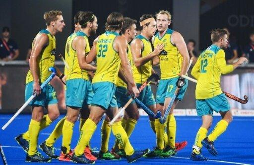 Die Australier haben die Gruppe B souverän gewonnen