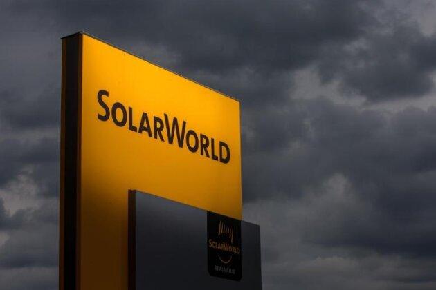 Der Solarzellen-Hersteller Solarworld in Freiberg war einst mit 2000 Mitarbeitern das Vorzeige-Unternehmen einer ganzen Region. Wenn kein Wundergeschieht, sind die Tage des Unternehmens nun wohl gezählt.