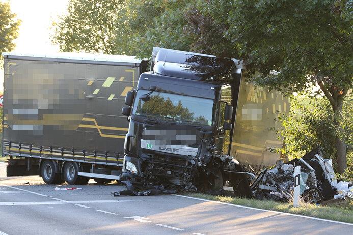 18-Jähriger stirbt bei Unfall auf S 255
