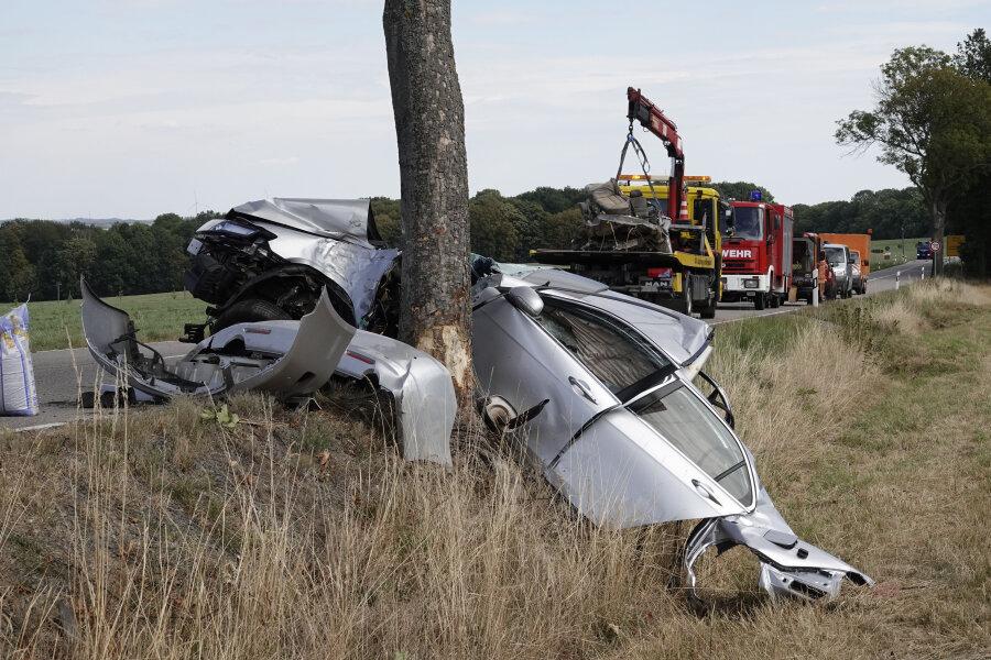 Tödlicher Unfall bei Königsfeld