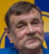 Helmut Franke - Gesamtleiter des Turniers in Seiffen