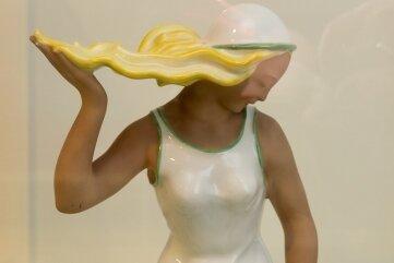 """Die """"Lorelei"""" ist ein Exponat in der neuen Sonderausstellung im Oberwiesenthaler Museum."""