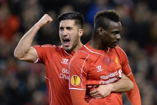 Sieg mit Liverpool: Emre Can (l.)