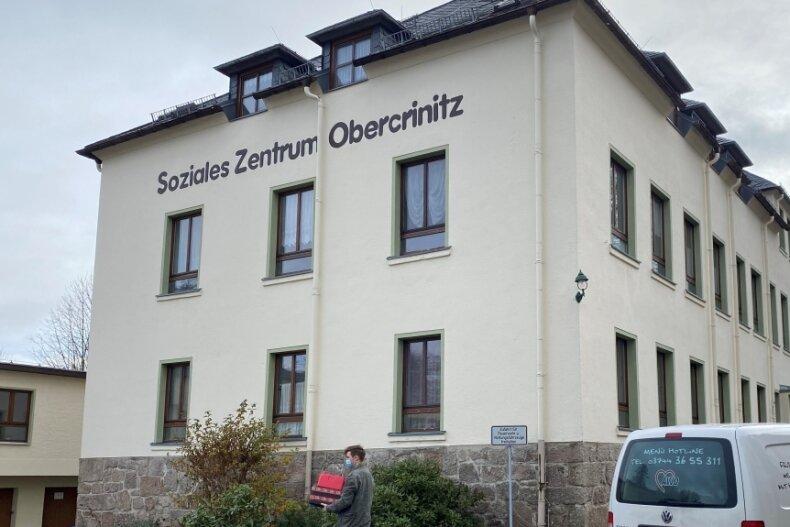 Die Sozialstation in Obercrinitz ist ein wichtiger Arbeitgeber in der Gemeinde Crinitzberg.