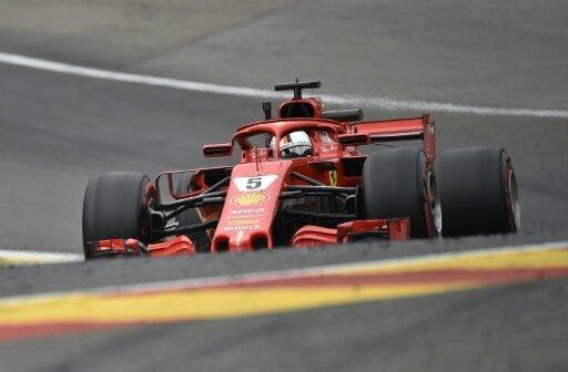 Schnellster im letzten Training: Sebastian Vettel